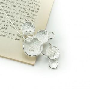 Silver Credenda Pendant