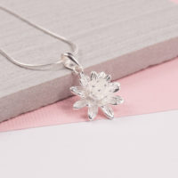 Chrissy Flower Pendant
