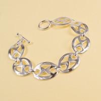 Silver Mayra Bracelet