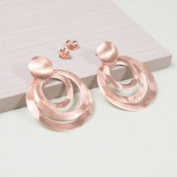 Silver Acina Stud Earrings