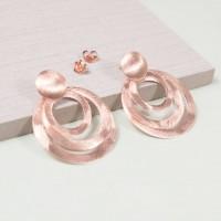 Silver Acina Stud Earrings