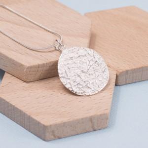Silver Lunar Pendant