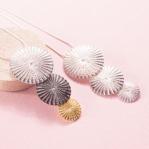 Silver Parasol Pendant