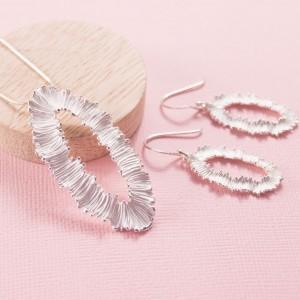 Silver Mocora Pendant