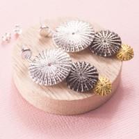Silver Parasol Earrings