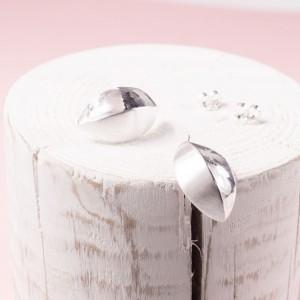 Silver Monoz Earrings