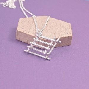 Silver Cleo Pendant