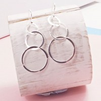 Silver Marta Earrings