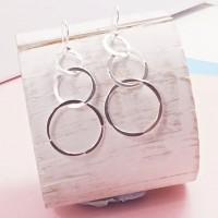 Silver Marta Earrings
