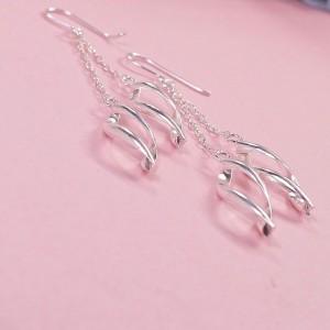 Silver Tara Earrings