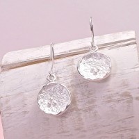 Silver Credenda Drop Earrings