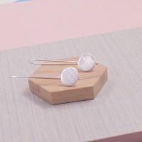 Silver Ulus Longstem Earrings