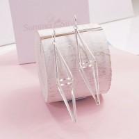 Silver Unity Earrings
