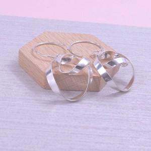 Silver Mia Earrings